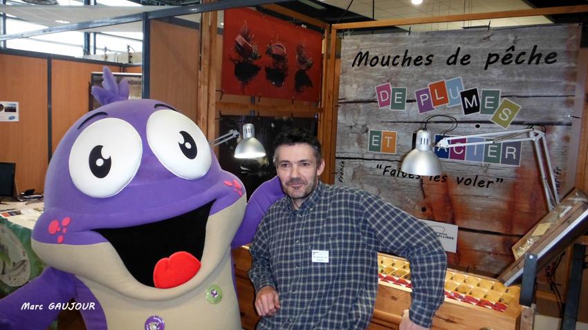 Salon pêche mouche Bretagne 2016