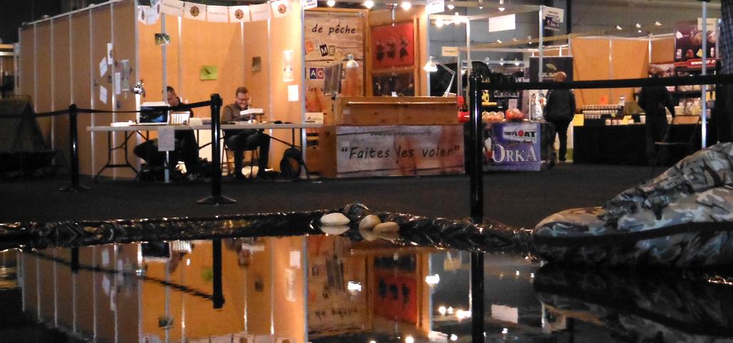 Salon pêche colmar 2016