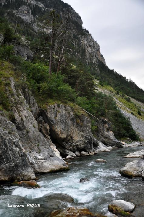 """Mouche peche """"De plumes et d'acier"""" Rivière de montagne4"""