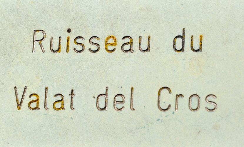"""Mouche peche """"De plumes et d'acier"""" Tributaire du Lac de Charpal"""