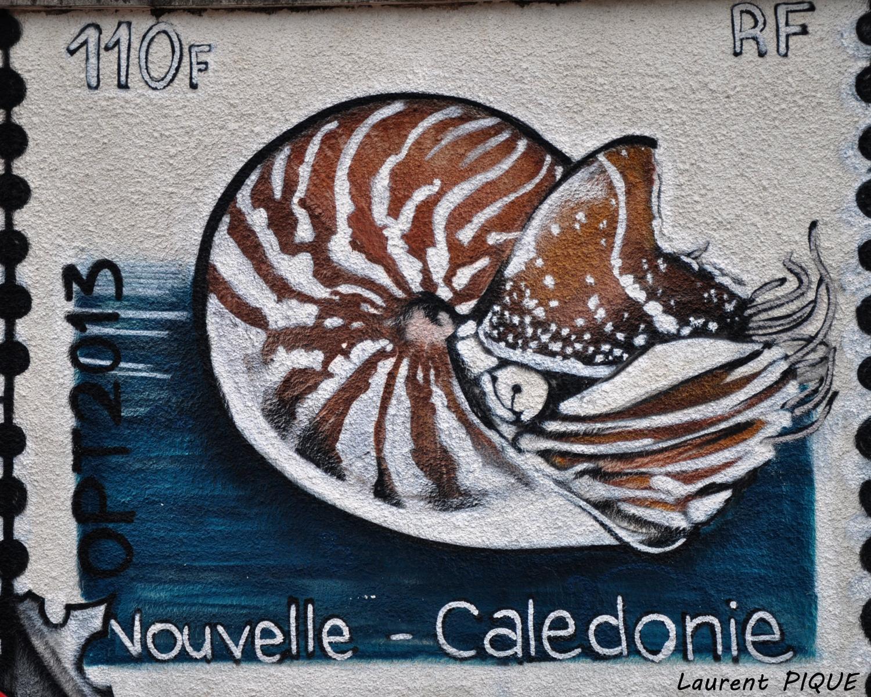 """""""De plumes et d'acier"""" Nouvelle Calédonie 6"""