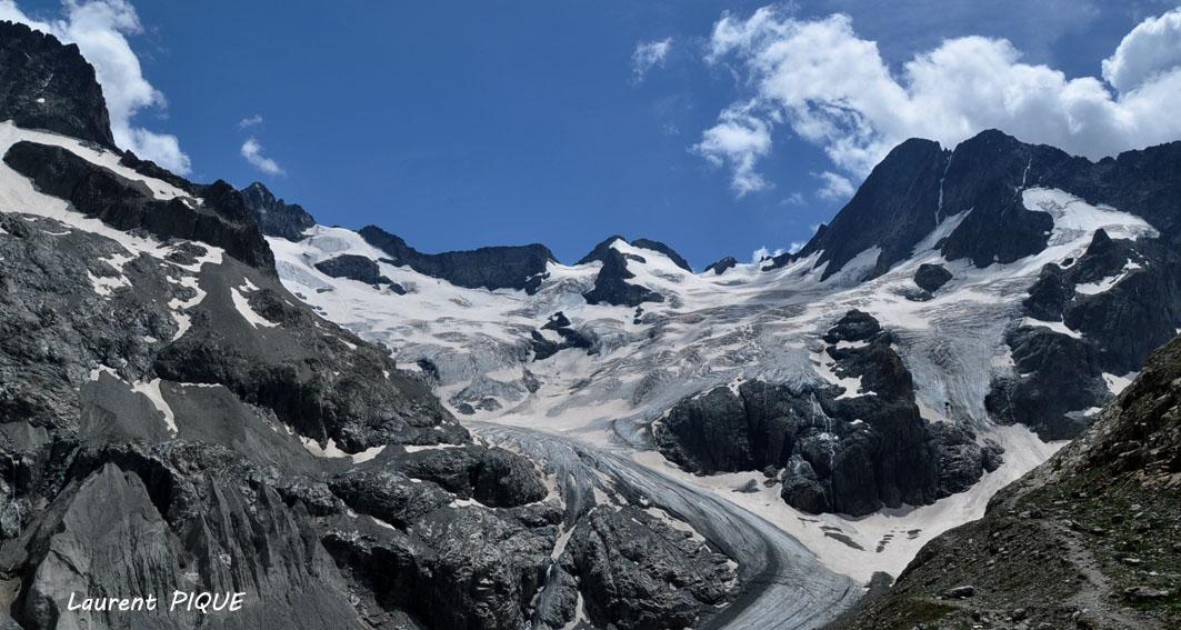 """Mouches peche """"De plumes et d'acier"""" Le glacier de la Pilatte"""