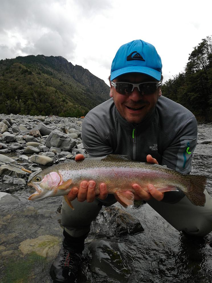 """Mouche pêche """"De plumes et d'acier"""" Nouvelle Zélande 8"""
