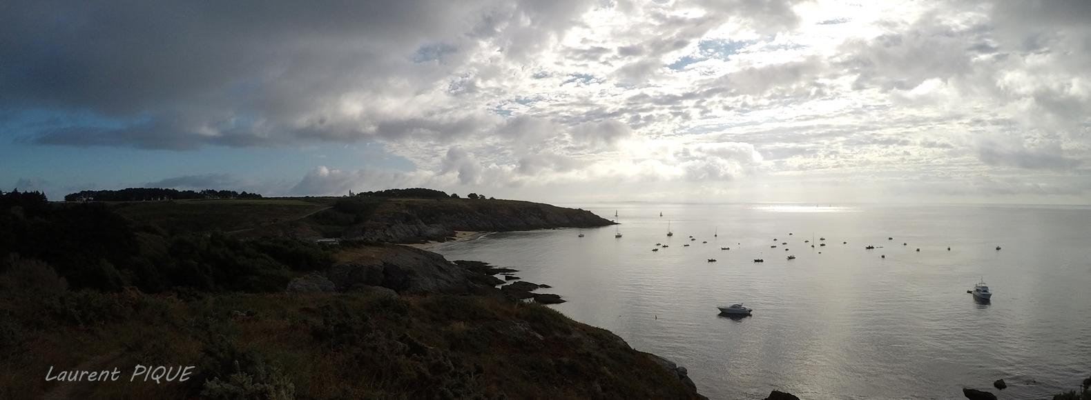 """Mouche  pêche """"De plumes et d'acier"""" Belle île 5"""