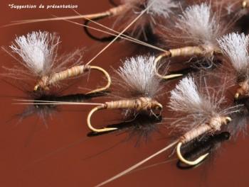 Mouche parachute Baetis Buceratus